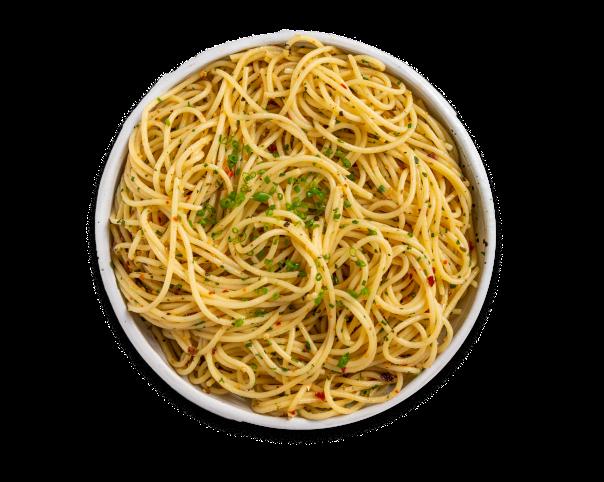 Spaghetti Algio e Olio